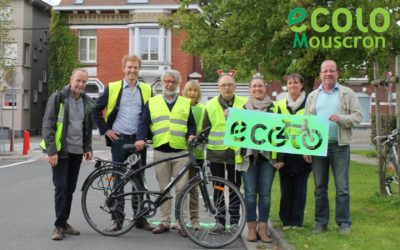 Faire de Mouscron une véritable ville cyclable