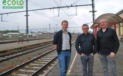 Pour un rail attractif en Wallonie picarde!