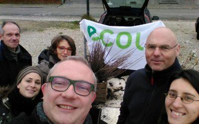 ELLEZELLES : François Otten et Isabelle Coppée emmèneront la liste en 2018