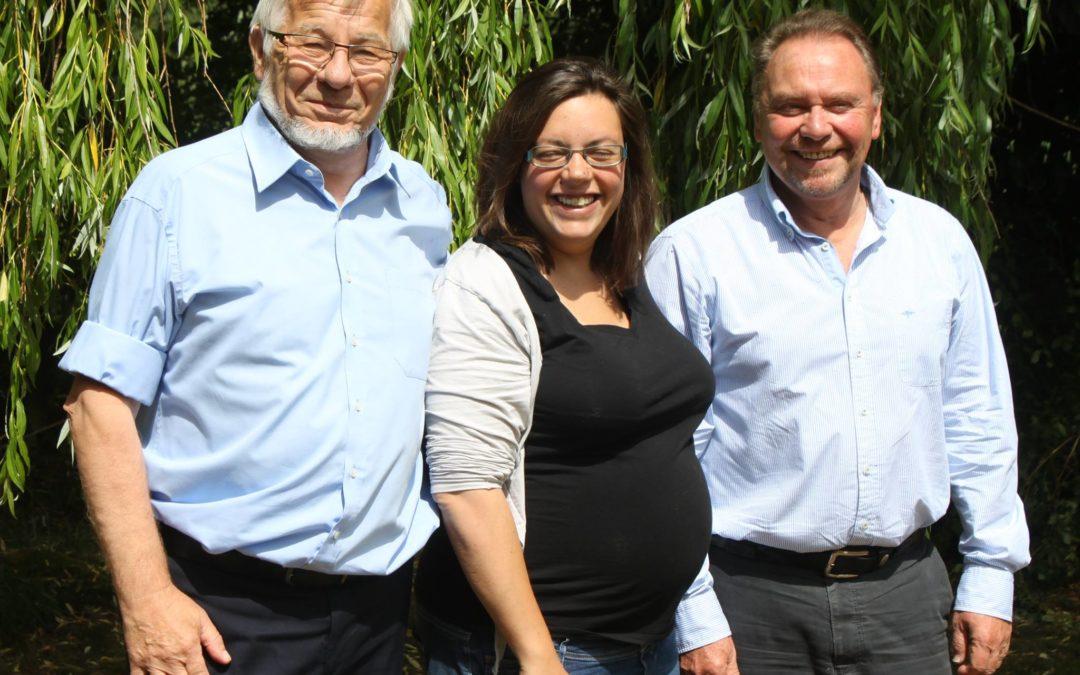 PERUWELZ : ECOLO Péruwelz a désigné ses trois candidats aux places stratégiques en vue des prochaines élections communales