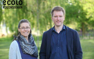 MOUSCRON : Simon Varrasse et Chloé Deltour emmèneront la liste en 2018