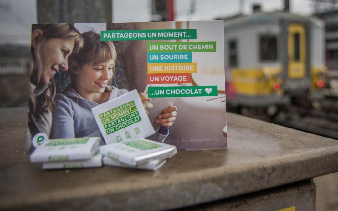 Saint Valentrain: Le partage, l'avenir de la mobilité